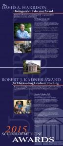 Awards Banners 2015 Harrison Kadner