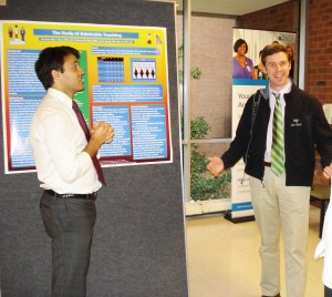 2011 poster session image 1