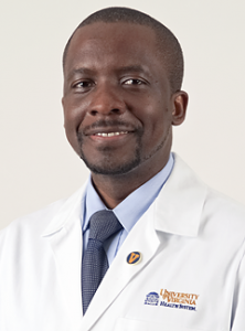 Sula Mazimba, MD, Assistant Professor of Medicine