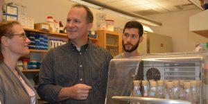 Jason Papin, PhD, Kadner Award for Outstanding Graduate Teaching