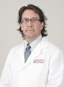 photo male doctor white coat
